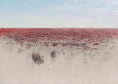Marismas XI|PinturadeJosé Luis Romero| Compra arte en Flecha.es