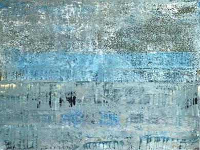 Composición estival III|PinturadeEnric Correa| Compra arte en Flecha.es