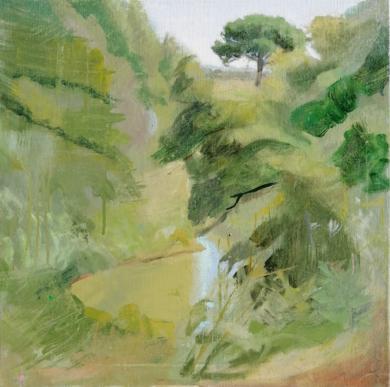Ribera del Duero, Ibañez|PinturadeIgnacio Mateos| Compra arte en Flecha.es