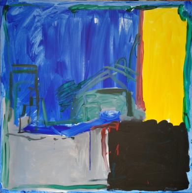 EN BUSCA DE NUEVOS PARADIGMAS 1|PinturadeJesús Cuenca| Compra arte en Flecha.es