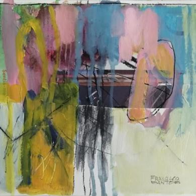 Sunday 6|PinturadeFrancisco Santos| Compra arte en Flecha.es