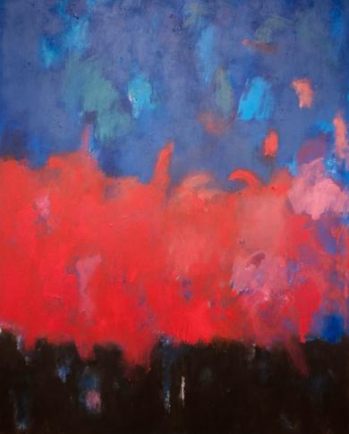 Red sea II|PinturadeLuis Medina| Compra arte en Flecha.es