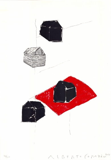 Sin título|DibujodeAlberto Corazón| Compra arte en Flecha.es