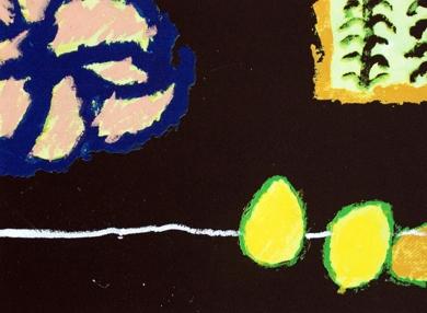El Acantilado del Tren Mineral (II)|DibujodeAlberto Corazón| Compra arte en Flecha.es