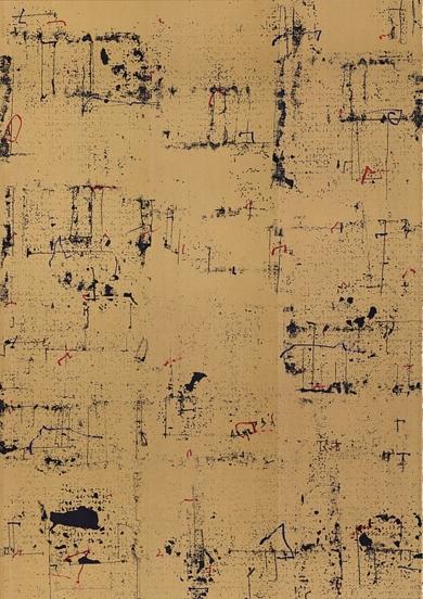 Puntos y Manchas en Positivo|Obra gráficadeEnrique Brinkmann| Compra arte en Flecha.es