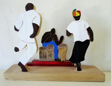 Tanzania|EsculturadeMiguel Costales| Compra arte en Flecha.es