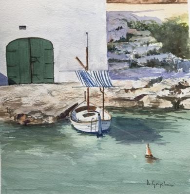 Menorca|PinturadeChela Grijelmo| Compra arte en Flecha.es