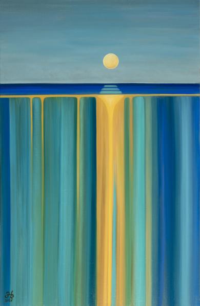 Reflection|PinturadeHelena Revuelta| Compra arte en Flecha.es