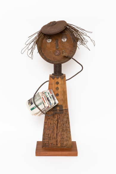 Canillita|CollagedeEma Young| Compra arte en Flecha.es