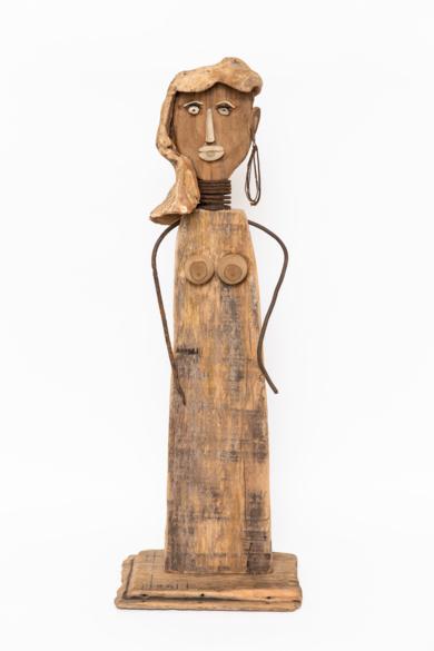 Reina Africana|CollagedeEma Young| Compra arte en Flecha.es