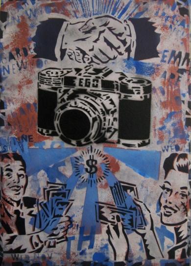 Concordia|Obra gráficadeCarlos Madriz| Compra arte en Flecha.es