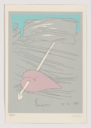 Escenas (IV)|Obra gráficadeCeesepe| Compra arte en Flecha.es