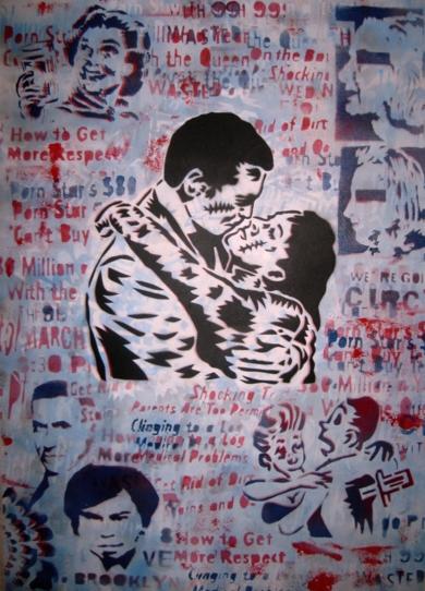 Perfidia|Obra gráficadeCarlos Madriz| Compra arte en Flecha.es