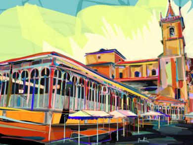 El Foltán de Oviedo|DigitaldeSantiago Esteban Glez| Compra arte en Flecha.es