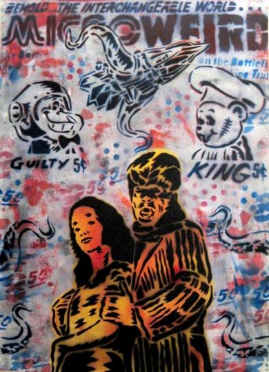 Promesas X (Mondo Weird)|Obra gráficadeCarlos Madriz| Compra arte en Flecha.es