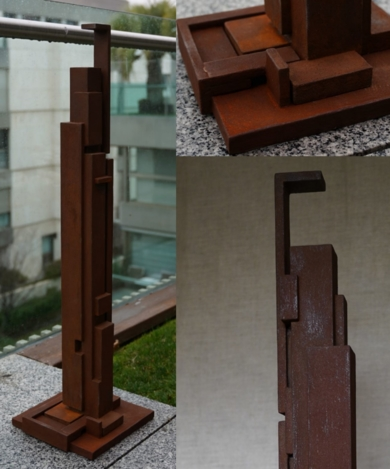 Sky2 st|EsculturadePABLO URRUTI| Compra arte en Flecha.es