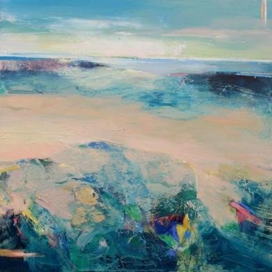 Woven Into The Landscape 3|PinturadeMagdalena Morey| Compra arte en Flecha.es