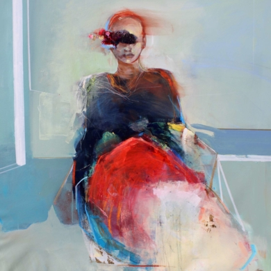 Inner Space 1|PinturadeMagdalena Morey| Compra arte en Flecha.es