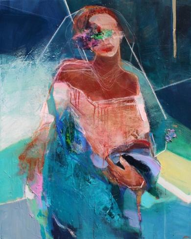 Inner Space 3|PinturadeMagdalena Morey| Compra arte en Flecha.es