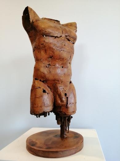 AGAMENON II|EsculturadePablo Rebollo Pérez| Compra arte en Flecha.es