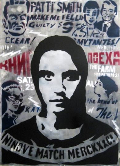 La Patti III|Obra gráficadeCarlos Madriz| Compra arte en Flecha.es