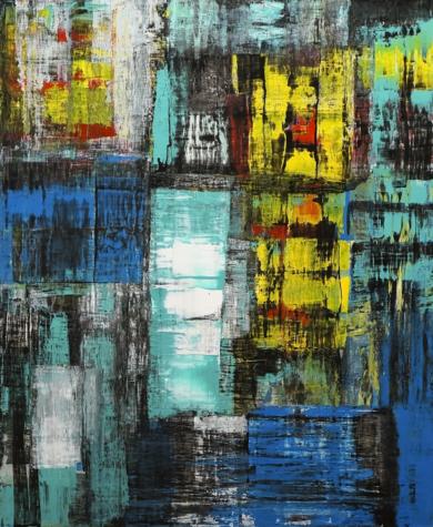 Reflefos|PinturadeEddy Miclin| Compra arte en Flecha.es