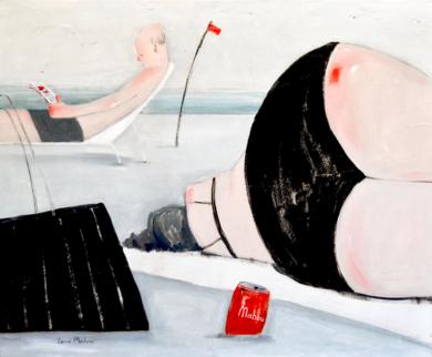 Mahou|PinturadeYana Medow| Compra arte en Flecha.es
