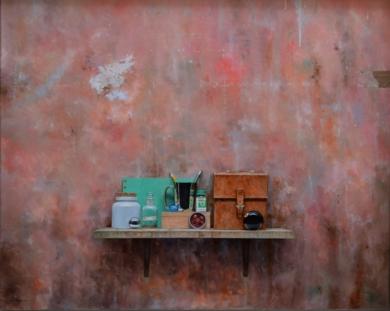 BOLA  8|PinturadeLUIS    GOMEZ    MACPHERSON| Compra arte en Flecha.es