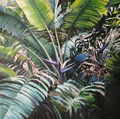 Paraíso|PinturadeMaría Durá| Compra arte en Flecha.es