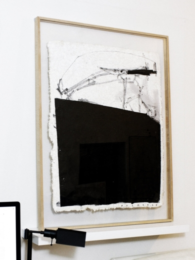 ASTAKO|DibujodePalma Alvariño| Compra arte en Flecha.es