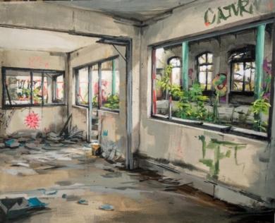 Covid-19|PinturadeLeticia Gaspar| Compra arte en Flecha.es