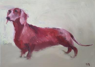 Cuestión de actitud|PinturadePilar Álvarez| Compra arte en Flecha.es