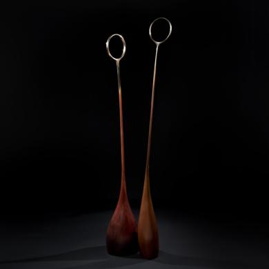 Angeles de bronce|EsculturadeOdnoder| Compra arte en Flecha.es