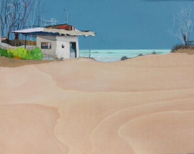 Tarde de  primavera|CollagedeEduardo Query| Compra arte en Flecha.es