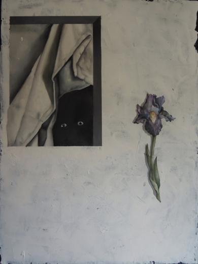 Suspiria|PinturadeVíctor Bayonas| Compra arte en Flecha.es