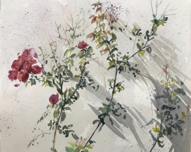 Rosal|PinturadeChela Grijelmo| Compra arte en Flecha.es