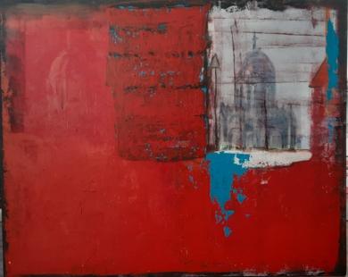 DE LO NUEVO Y LO VIEJO|PinturadeBARBAC| Compra arte en Flecha.es