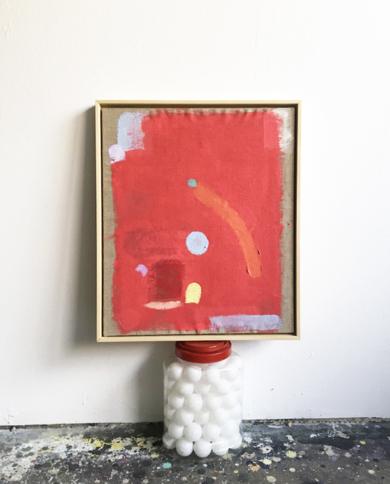 Por Ahi|PinturadeVioleta Maya| Compra arte en Flecha.es