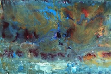 Alegría|PinturadeEnric Correa| Compra arte en Flecha.es