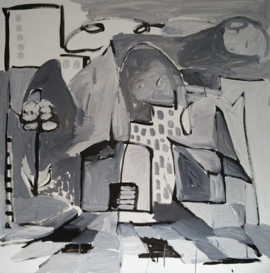 EN BUSCA DE NUEVOS PARADIGMAS 3|PinturadeJesús Cuenca| Compra arte en Flecha.es