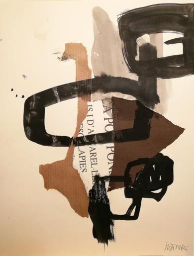 HAMLET PinturadeIVÁN MONTAÑA  Compra arte en Flecha.es
