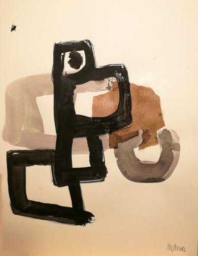 OTELO|PinturadeIVÁN MONTAÑA| Compra arte en Flecha.es