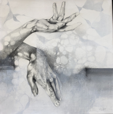 No me elijas por partes. Tómame entera II|DibujodeAle Feijó| Compra arte en Flecha.es