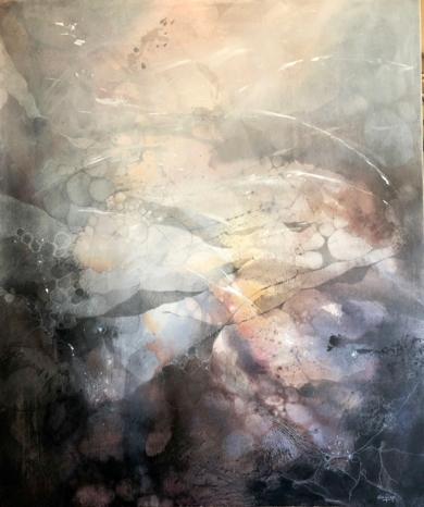 navegar el universo de lo sensible|DibujodeAle Feijó| Compra arte en Flecha.es