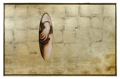 Venús oculta|PinturadeEnrique González| Compra arte en Flecha.es