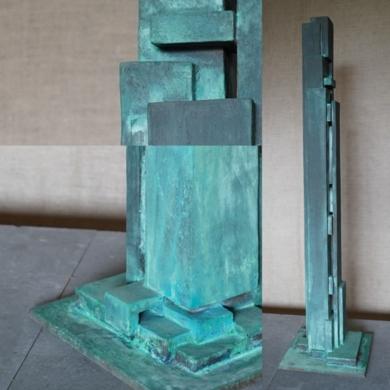 SKY1 BRr|EsculturadePABLO URRUTI| Compra arte en Flecha.es