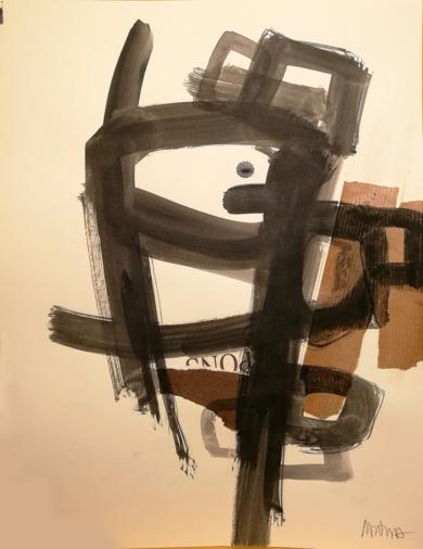 APUNTADOR PinturadeIVÁN MONTAÑA  Compra arte en Flecha.es