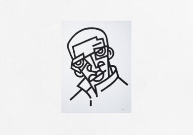 Malcom|DibujodeMr. Simon| Compra arte en Flecha.es