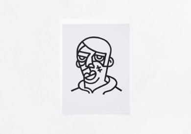 Max|DibujodeMr. Simon| Compra arte en Flecha.es