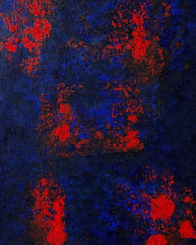 Overhythm|PinturadeSandra Lopez Garcia| Compra arte en Flecha.es